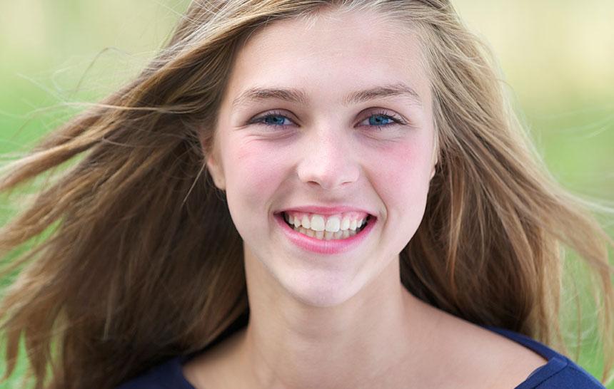 Prótesis dentales temporales en los niños