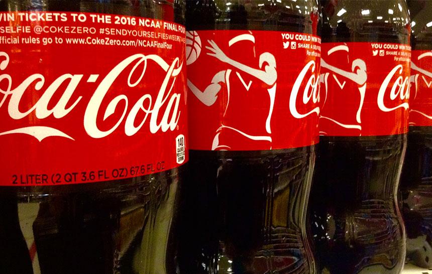 Las inversiones científicas de Coca-Cola acusadas de no ser imparciales